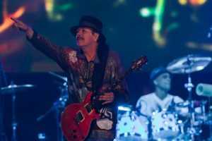 El guitarrista cuenta con una estrella en el Paseo de la Fama de Hollywood y su nombre está grabado en el Rock & Roll Hall of Fame de Cleveland. Foto: Notimex