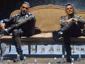 Sanz comparte su música con Alejandro Fernández.Foto: Universal Music
