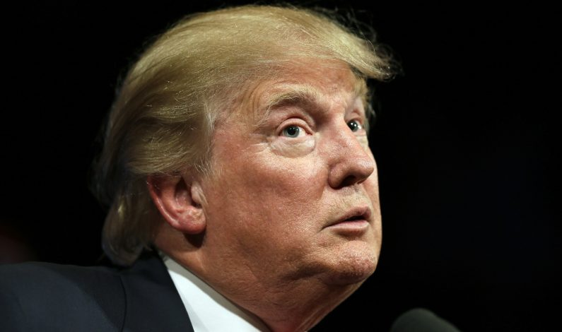 Repudian visita de Donald Trump