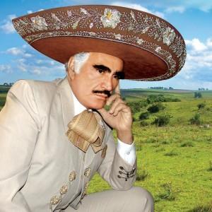 Vicente suma más de 100 producciones en su carrera. Foto: Cortesía Sony Music