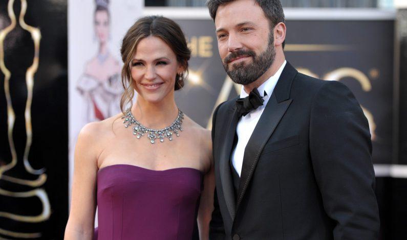 Jennifer Garner y Ben Affleck se divorcian