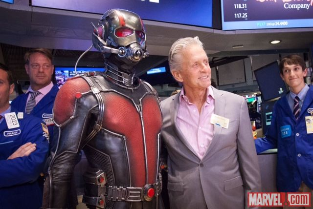 Marvel cultiva nuevo material con Ant-Man