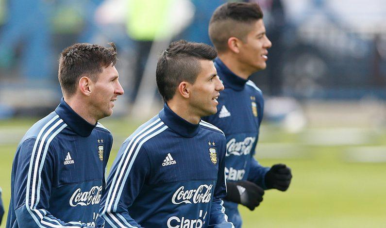 Argentina llega crecido para la Final vs. Chile