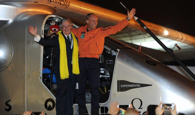 Avión Solar Impulse marca vuelo más largo sin escalas sobre Pacífico