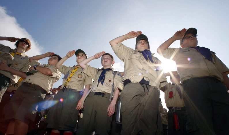 Invitan a integrarse a las tropas de Boy Scouts