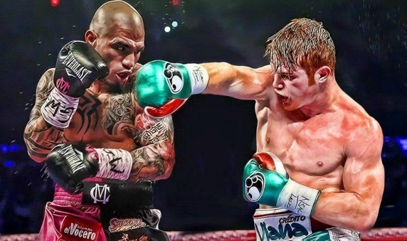 'Canelo' vs. Cotto ya es oficial, pelean el 21 de noviembre