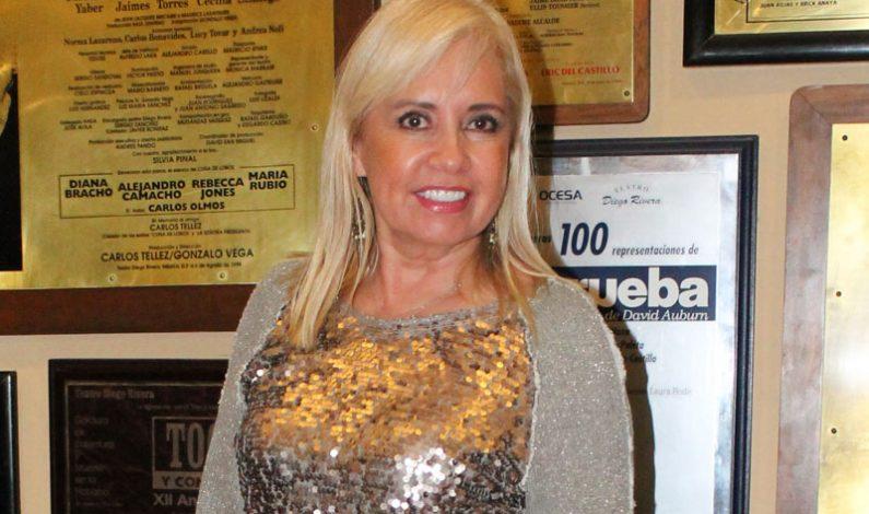 Carla Estrada apuesta por la telenovela clásica, romántica