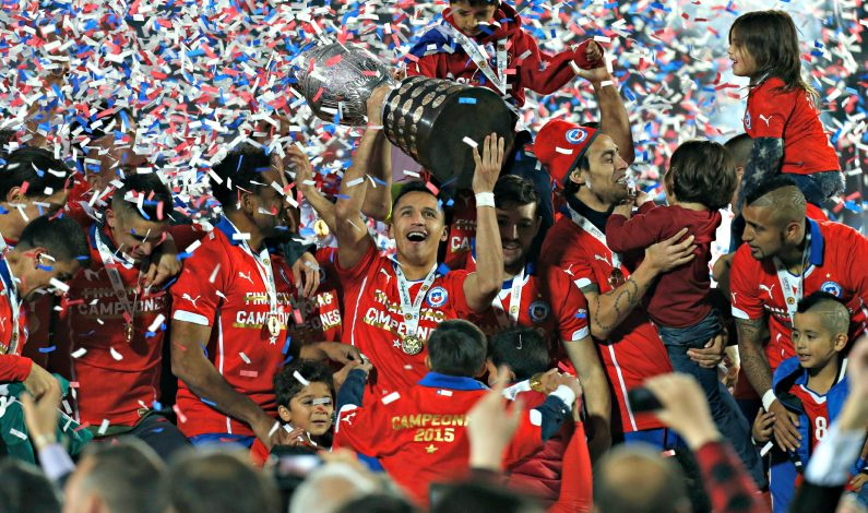 ¡Chile, campeón de la Copa América 2015!