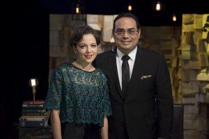 """Con Natalia Lafourcade, Gilberto interpreta """"A Dónde Vamos a Parar"""". Foto: Sony Music"""