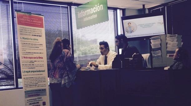 Brindan Consulado asistencia legal gratuita
