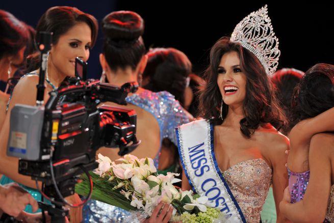 Costa Rica se retira de Miss Universo