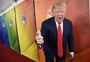 Varias empresas han roto relaciones con Trump luego de su discurso de lanzamiento de campaña presidencial de la semana pasada. Foto: AP