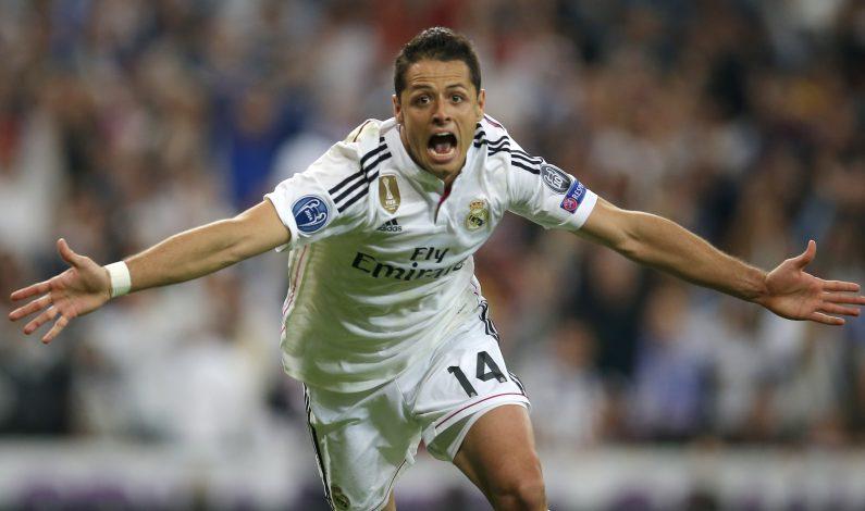 Real Madrid da de baja en su plantilla al 'Chicharito'