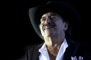 El cantante y compositor mexicano, Joan Sebastian murió la tarde de este lunes. Foto: Notimex