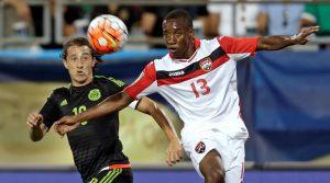 Gold Cup Trinidad Tobago Mexico Soccer
