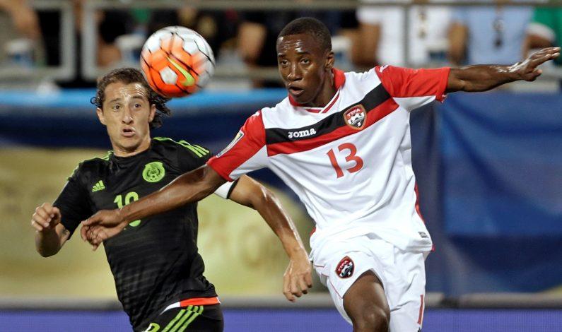 México saca vergonzoso empate contra Trinidad y Tobago