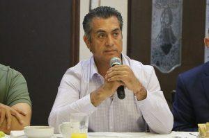 Jaime Rodríguez, gobernador electo de Nuevo León. Foto: Notimex