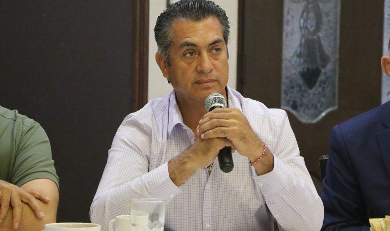 Reporta 'El Bronco' gastos por 8.9 mdp