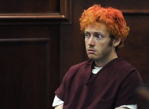 La sentencia a Holmes, de 27 años, se dicta a más de tres años de la masacre, considerada como una de las mayores registradas hasta ahora en este país. Foto: AP