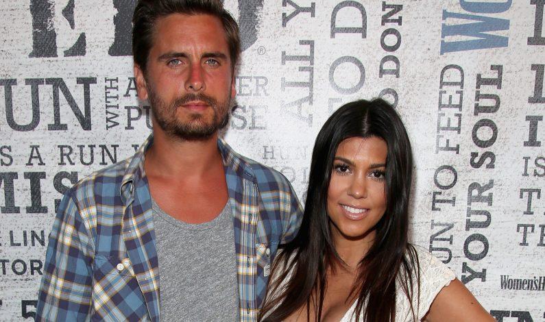 Kourtney Kardashian pone fin a su relación