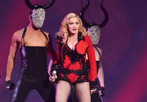 La reina del pop comenzará su Gira Rebel Heart en septiembre con más de 60 conciertos por Norteamérica, Europa, Australia y Asia. Foto: AP