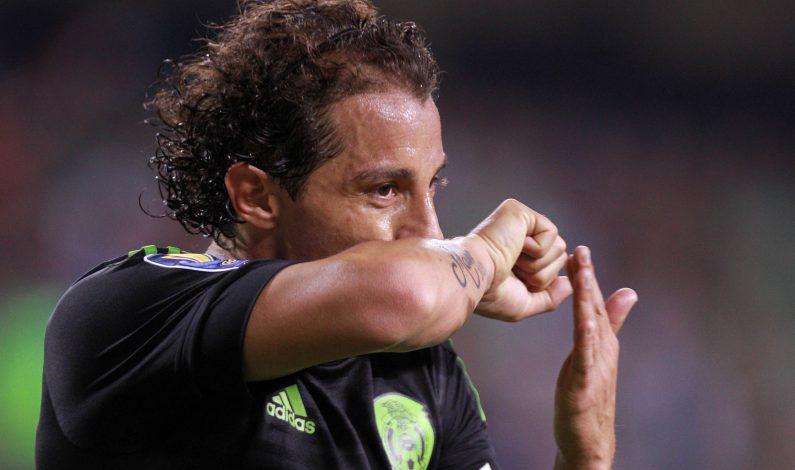 Guardado acepta que nivel de exigencia en Copa Oro crecerá