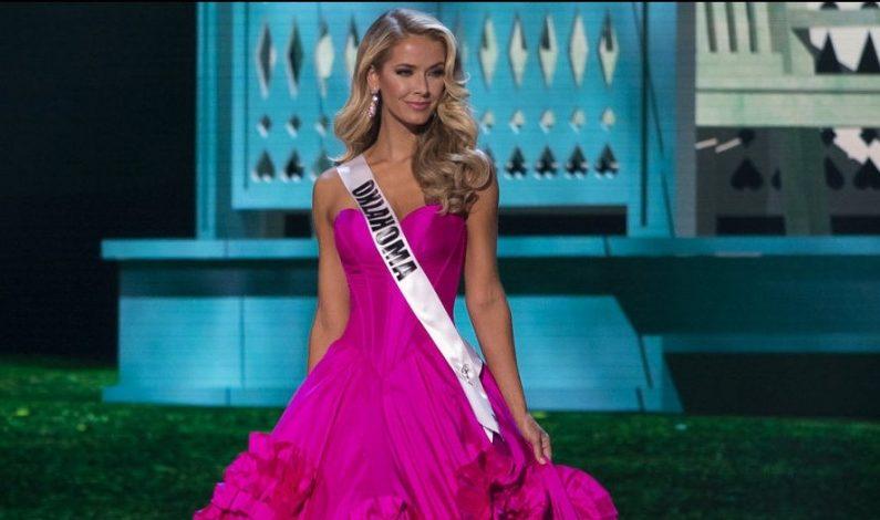 Miss Oklahoma gana el concurso Miss USA