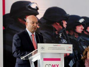 Renato Sales Heredia, coordinador nacional antisecuestros. Foto: Notimex