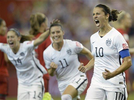 EEUU se corona en Mundial femenino