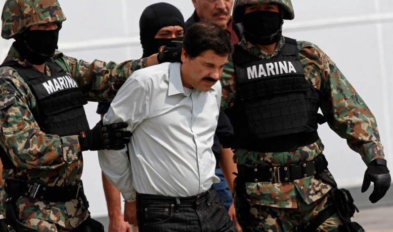 """EU ofrece ayuda a México para recaptura del """"Chapo"""" Guzmán"""