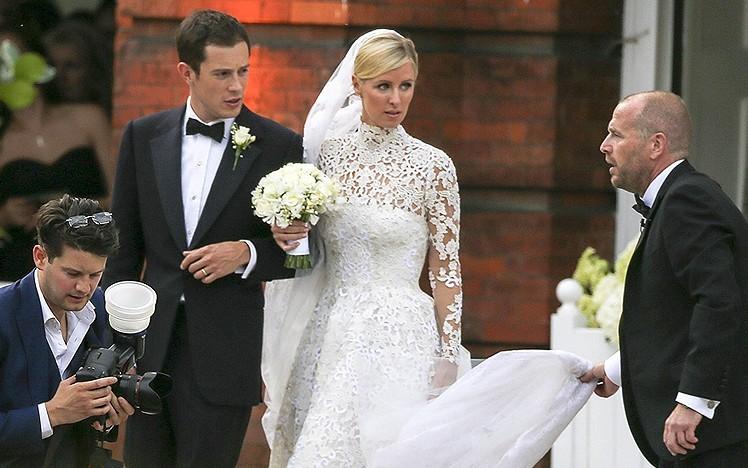 Nicky Hilton se casó en Londres