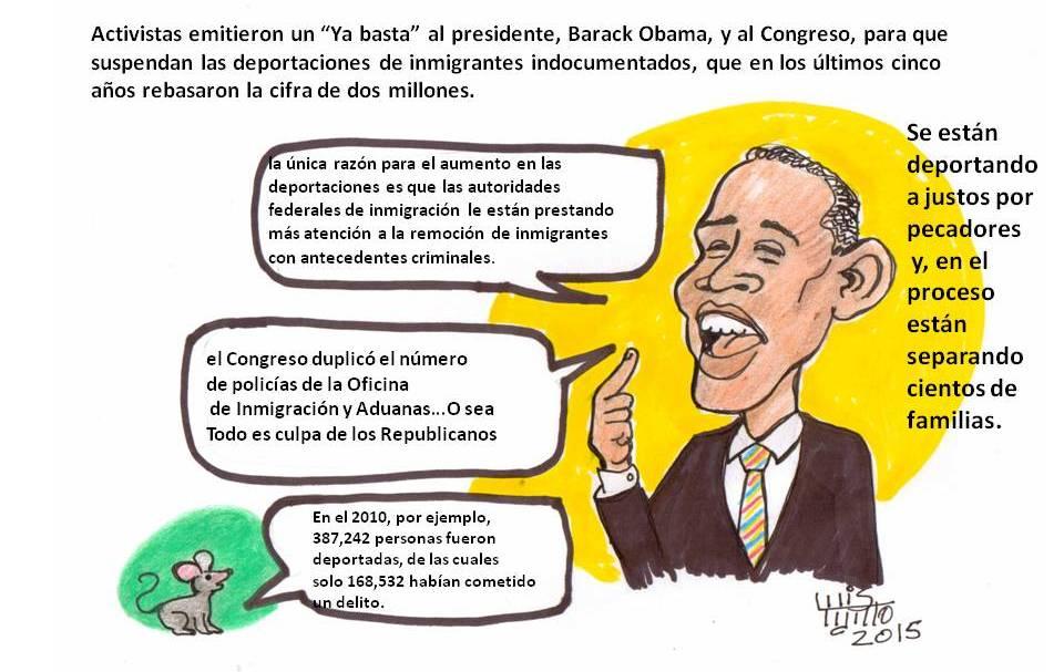 Obama Deport