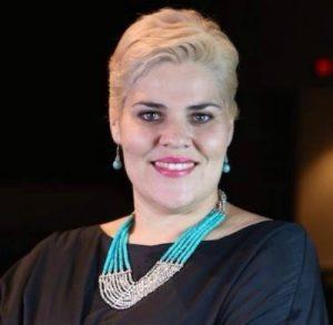 Raquel Terán, directora de Mi Familia Vota en Arizona. Foto: Cortesía
