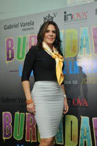 Rebecca Jones hará comedia al lado de Susana González. Foto: Mixed Voces