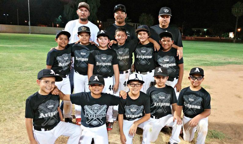 CYBL: Team Arizona viene de atrás pare vencer a Braves