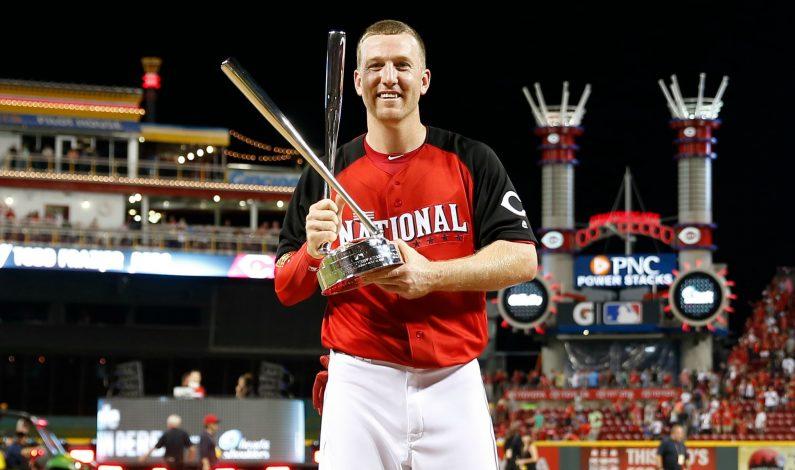 MLB: Todd Frazier se llevó el Festival de Jonrones