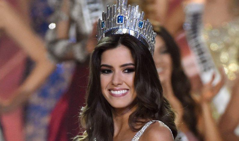 Paulina Vega: No tiene sentido que Trump me llame hipócrita