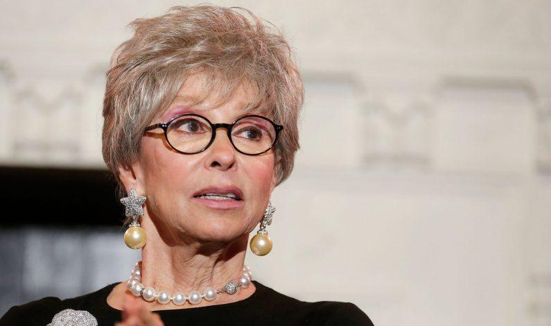 Rita Moreno y George Lucas son honrados por Centro Kennedy