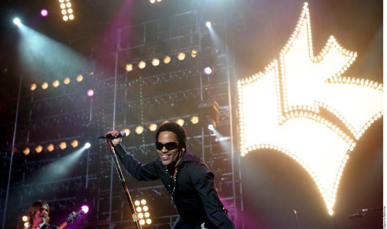 Lenny Kravitz dará concierto en Phoenix