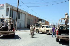 Según la Sedena, el pasadizo fue localizado al efectuar patrullajes en la zona,. Foto: Agencia Reforma