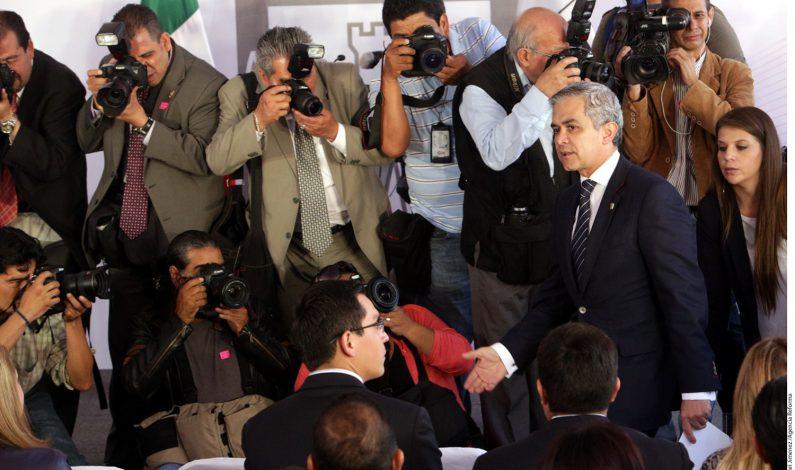 México: DF lanza ley de protección a periodistas