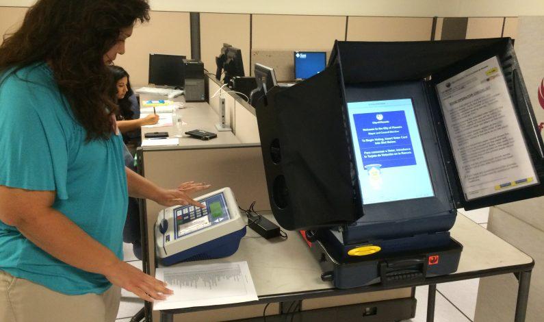 Alertan de posible fraude electoral