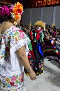En la celebración se pidió el reconocimiento a la originalidad de sus pueblos. Foto: Notimex