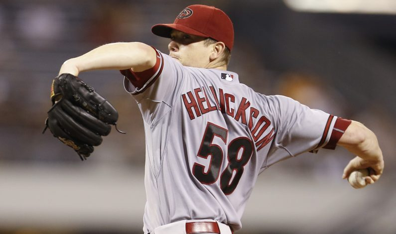 Hellickson y Diamondbacks ganan de visita en Pittsburgh