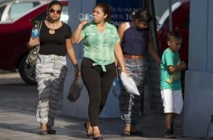 Tamaulipas, Sinaloa, Nayarit, Colima, Tabasco, Campeche, Yucatán, Quintana Roo y el sur de Michoacán también experimentan temperaturas por arriba de los 40 grados. Foto: Notimex