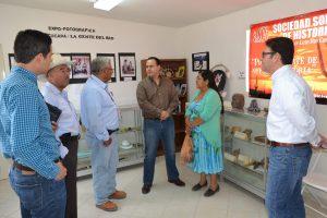 Las etnias Cucapá y Tohono O´odham realizaron diferentes actividades artísticas y culturales. Foto: Notimex