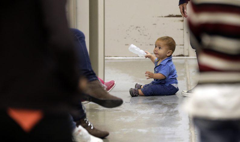 Patrulla Fronteriza ha detenido a más de 5 mil niños indocumentados