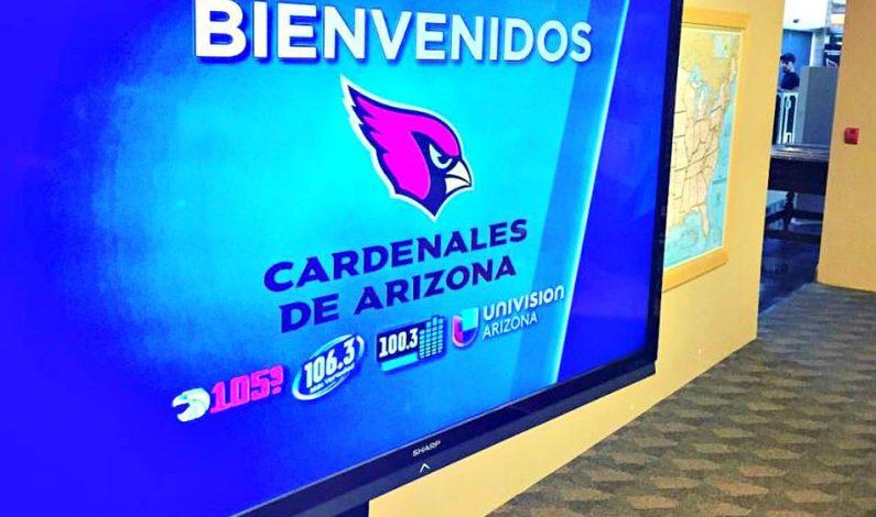 Univisión Arizona es la nueva casa de los Cardenales