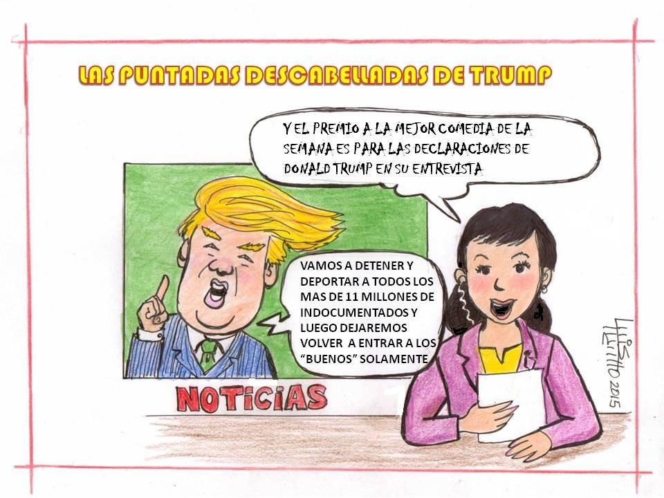 caricaTRUMP