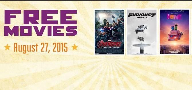 Noche de cine gratis en Glendale